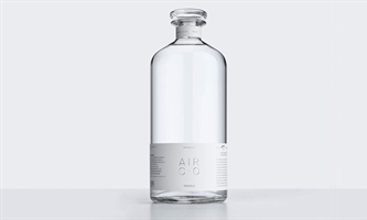 Air Co la vodka 100% eco-sostenibile