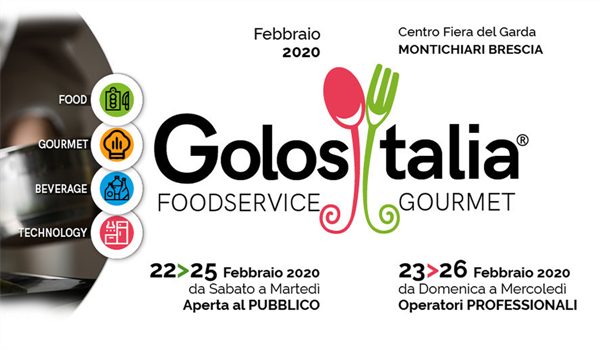 Golositalia&Aliment 2020: Food, Beverage, Equipment per la ristorazione