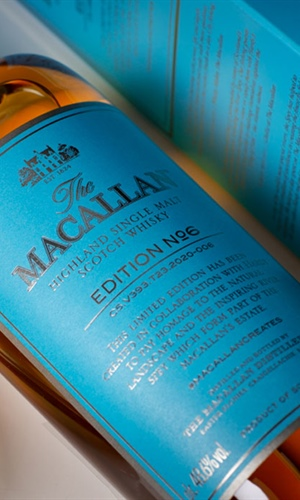 The Macallan presenta Edition no.6