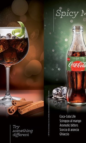 Coca-Cola lancia i Mocktail