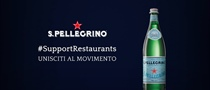 Sanpellegrino lancia il movimento #SupportRestaurants